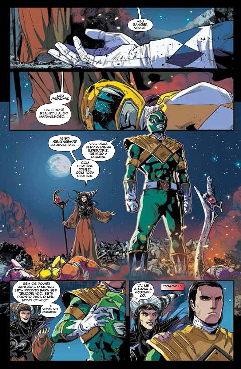 Power Rangers e o sucesso dos orientais ocidentalizados