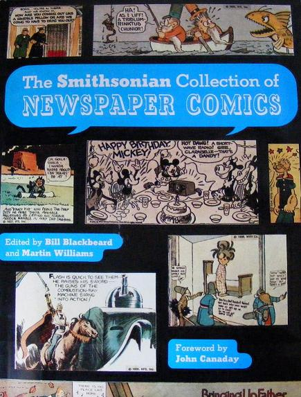 As melhores tiras clássicas dos jornais americanos de todos os tempos: The Smithsonian Collection Of Newspaper Comics