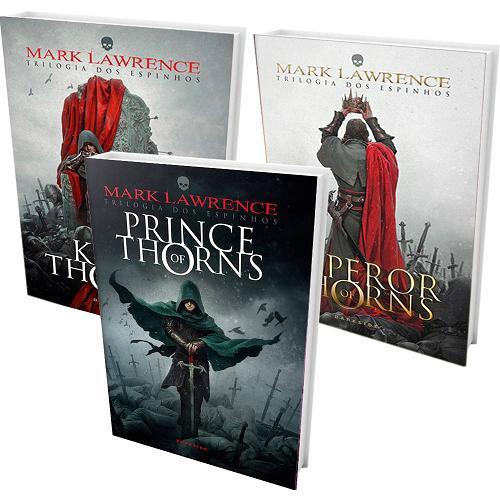 Trilogia dos Espinhos: Mil páginas cobertas de sangue