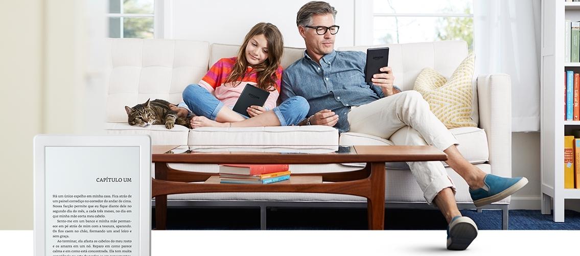 Kindle... o futuro da leitura