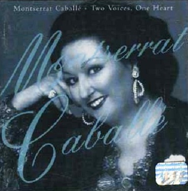 Montserrat Caballé - Two Voices One Heart - Importado