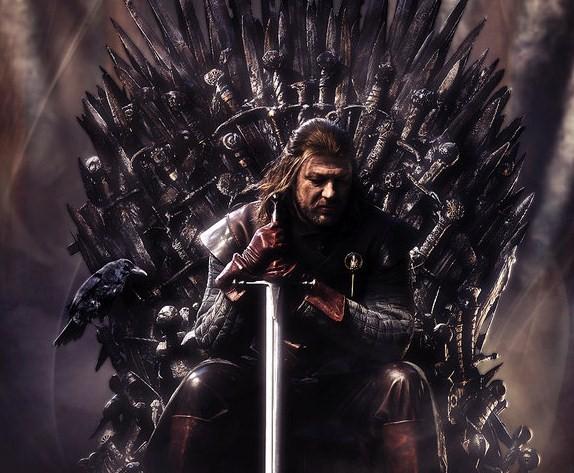 As poderosas famílias dos Sete Reinos travam uma épica batalha pelo Trono de Ferro