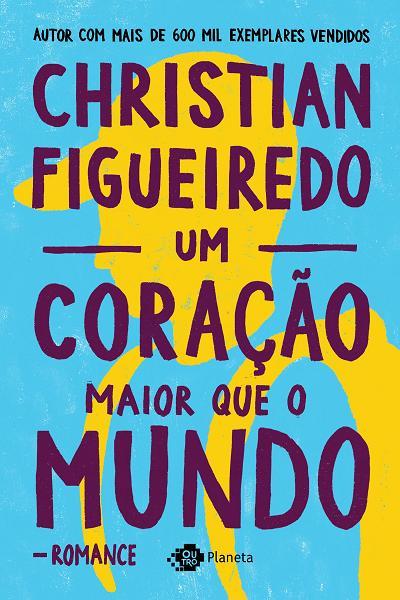 Editora Planeta lança novo livro de ficção de Christian Figueiredo