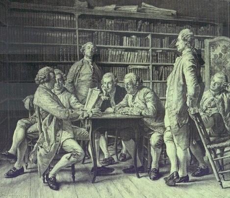 A cadeia secreta reúne ensaios que discutem o nascimento e a consolidação de um dos gêneros centrais do século XVIII