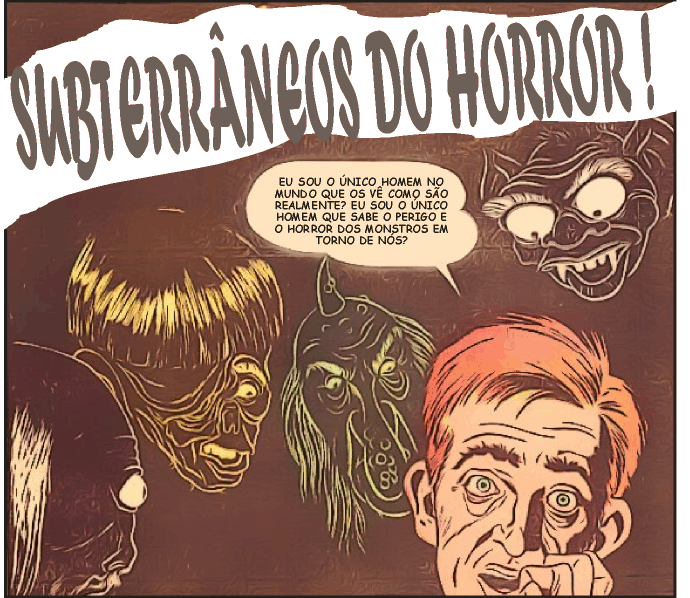 SUBTERRÂNEOS DO HORROR