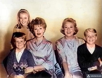 Lucy Show e o sucesso das sitcoms americanas