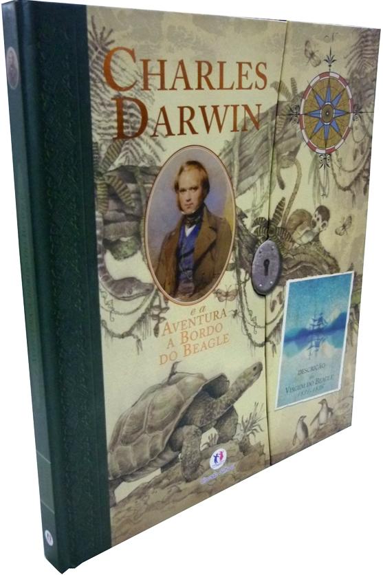 A Extraordinária Aventura de Darwin a Bordo do Famoso Navio de Pesquisa do Capitão Fitzroy