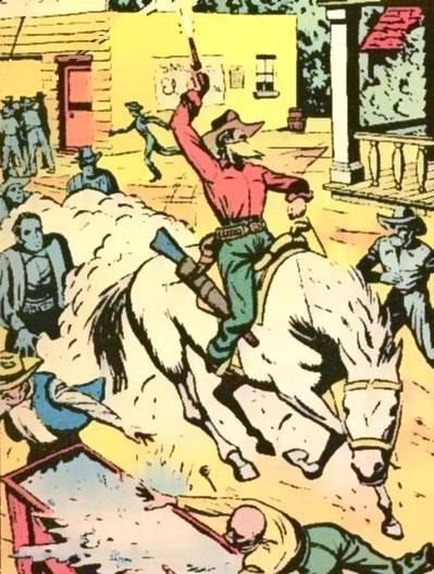 O dia em que o mais famoso cowboy do cinema chegou aos quadrinhos