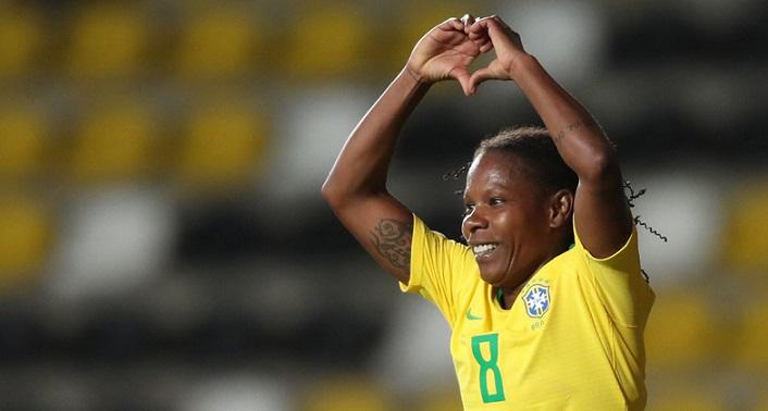 Série Donas da Rua da História homenageia a jogadora brasileira Formiga