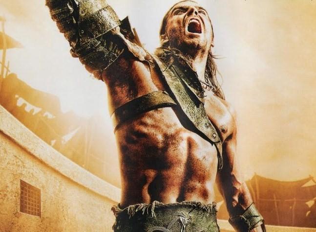 Spartacus, o escravo que fez sucesso no cinema