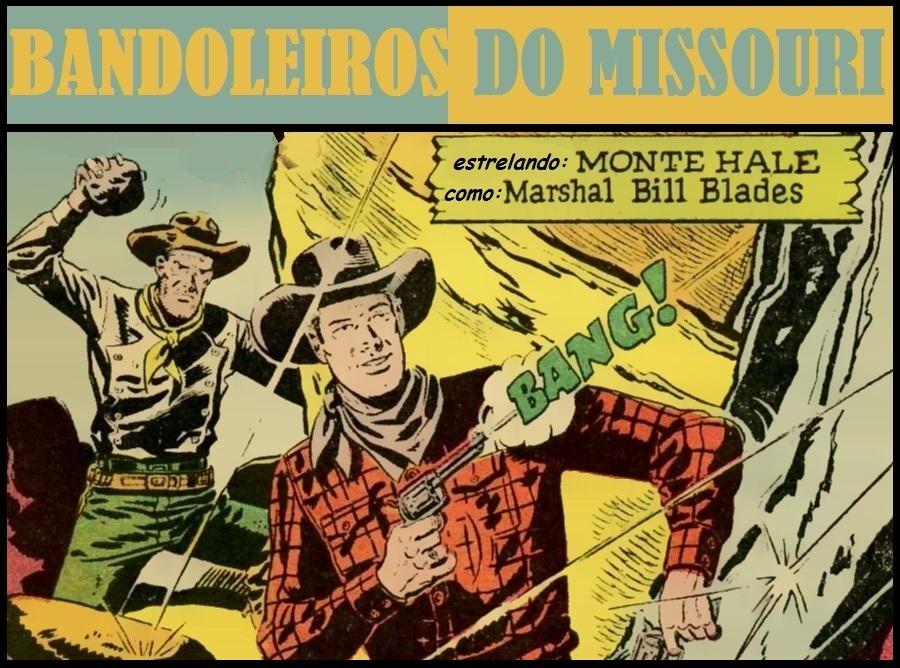 A popularidade dos western B e os quadrinhos