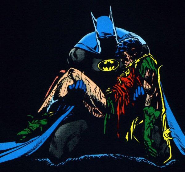 Batman realmente precisa de um Robin?