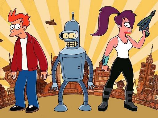 Matt Groening e o sucesso de Futurama