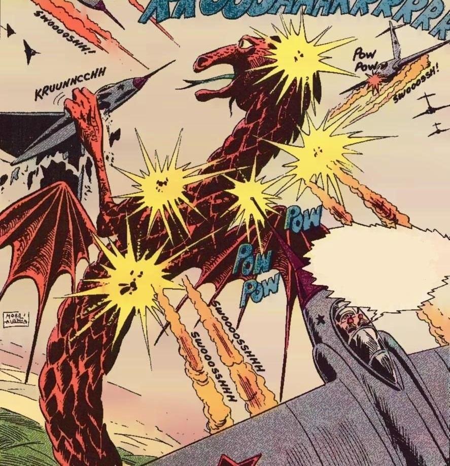 O filme que virou quadrinhos que virou filme: Reptisaurus!