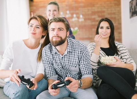 Mulheres são a maioria entre jogadores de vídeo game