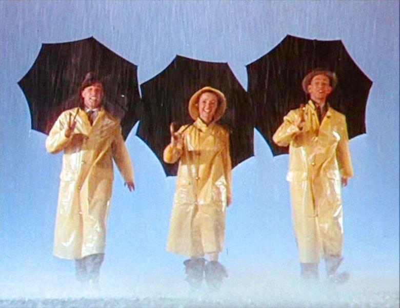 Cantando na Chuva na lista dos 10 + do cinema americano
