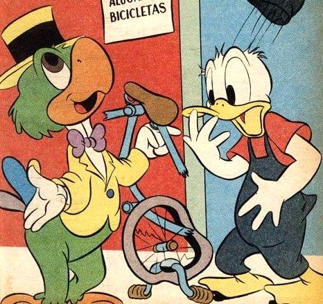 O Pato Donald - Breve em leilão!
