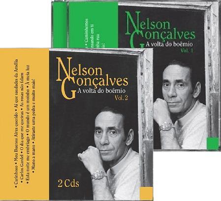 Coleção da Som Livre é tributo a Nelson Gonçalves