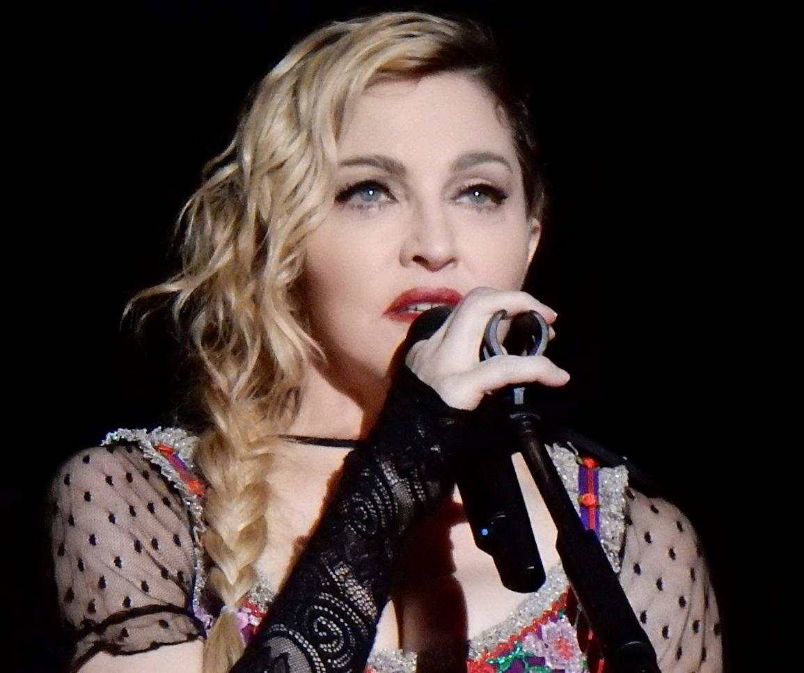 Madonna, a artista multimídia, tem mais filmes do que cds
