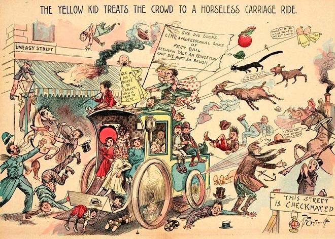 Estudiosa analisa os Quadrinhos de Humor no ensino da língua inglesa