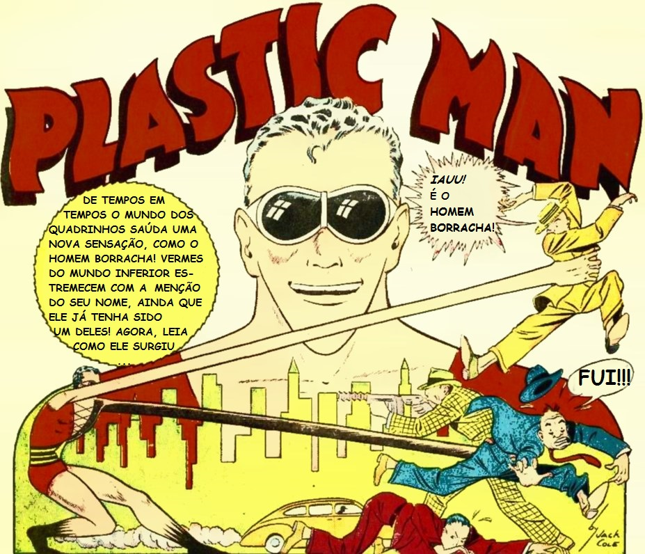 Era de ouro dos quadrinhos: Um banho de criatividade