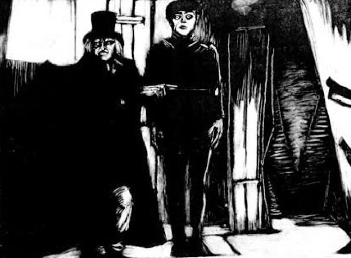 Brasileiro recriou clássico do cinema alemão em quadrinhos