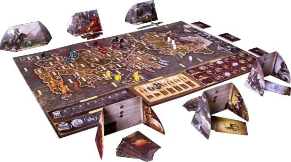 A Guerra dos Tronos, um jogo de planejamento engenhoso