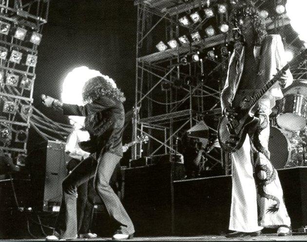 Led Zeppelin, a banda que fez história