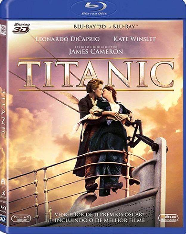 Titanic vencedora de 11 ACADEMY AWARDS®, incluindo Melhor Filme
