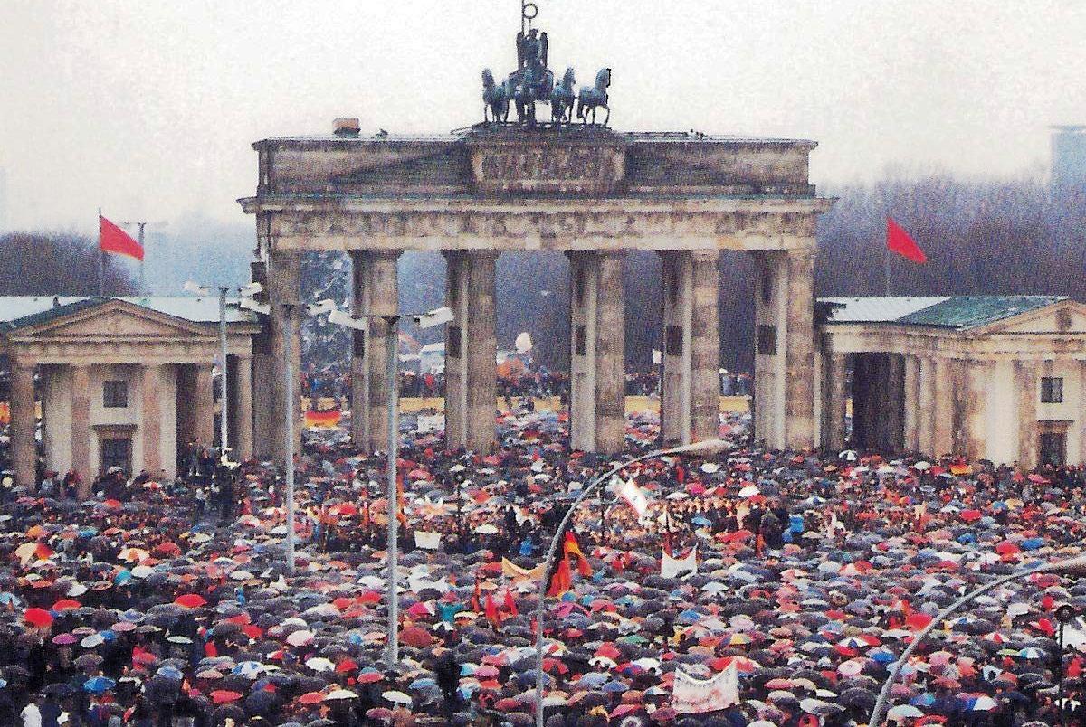O dia em que Beethoven derrubou o Muro de Berlin