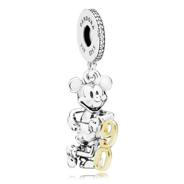 A Disney e a PANDORA celebram o aniversário de Mickey Mouse com item colecionável em edição limitada