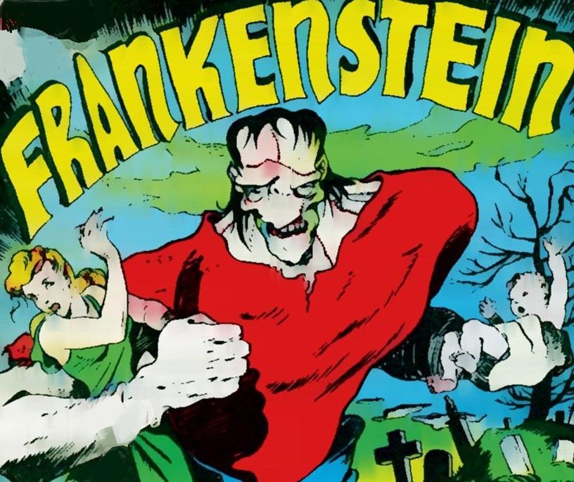 Frankenstein: marca registrada através dos séculos