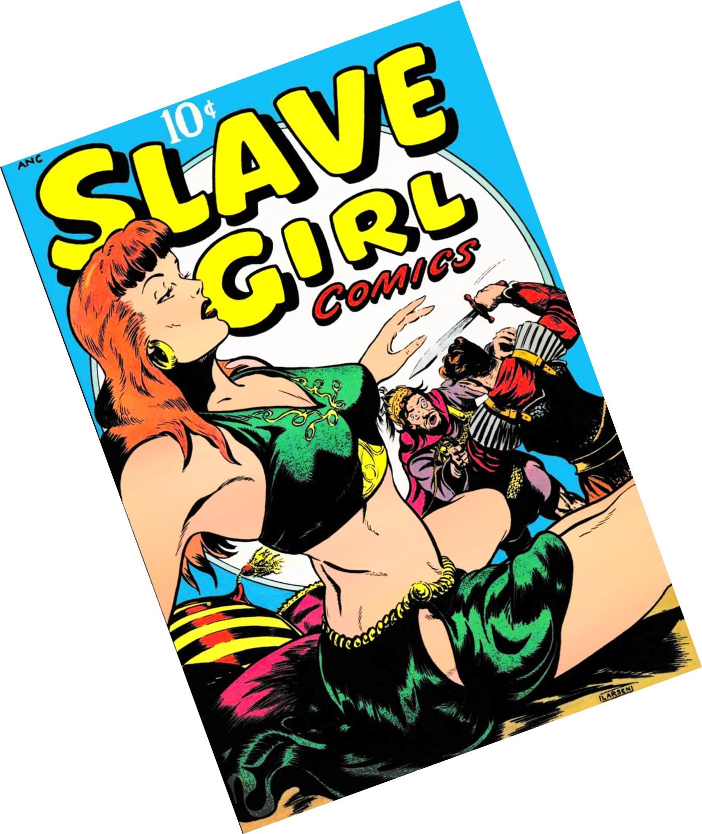 BDSM mixado com romance e feminismo num gibi dos anos 40