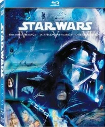 Compartilhe a emoção...descubra cada segredo...curta a história épica de STAR WARS