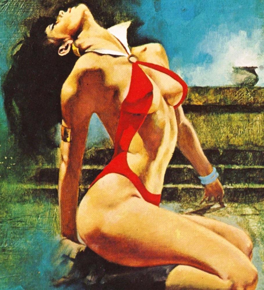 Vampirella: uma personagem icônica e um fenômeno cultural