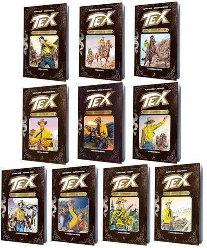 A coleção TEX GIGANTE EM CORES atingiu o ápice, reunindo o melhor deste cowboy