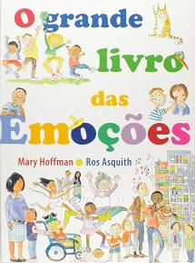 A autora Mary Hoffman por meio dessa leitura desenvolve o senso crítico dos pequenos leitores