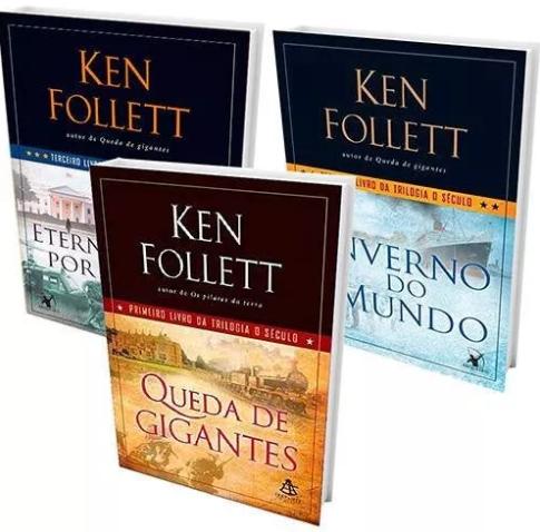 O mestre do romance histórico, Ken Follett, e o século