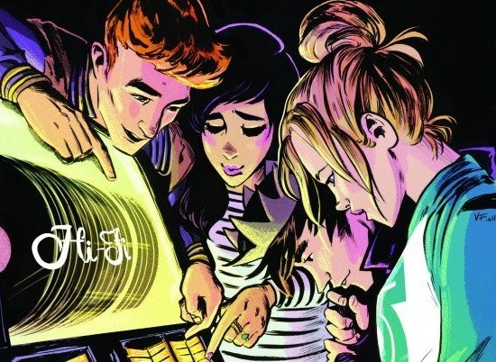 A turma do Archie em graphic novel