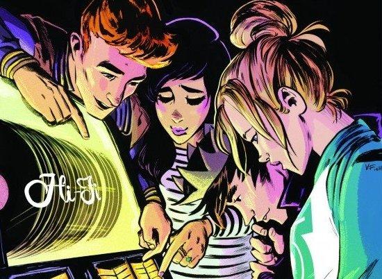 O adolescente favorito da América, Archie Andrews, renasce em nova versão