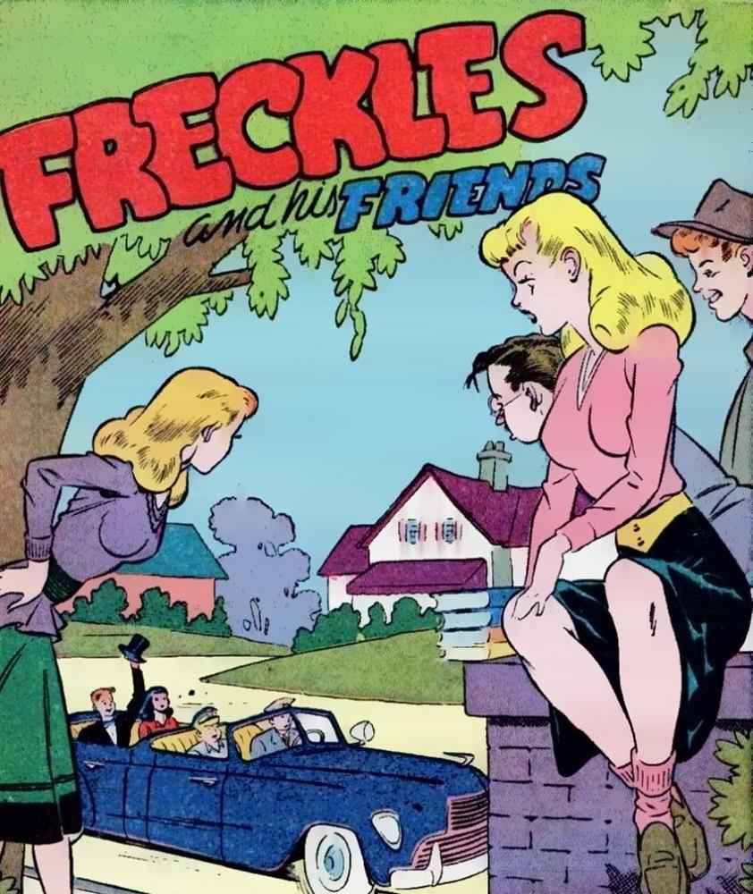 Temas mais ousados nas hqs americanas precedem os anos 50 e o Comics Code Authority