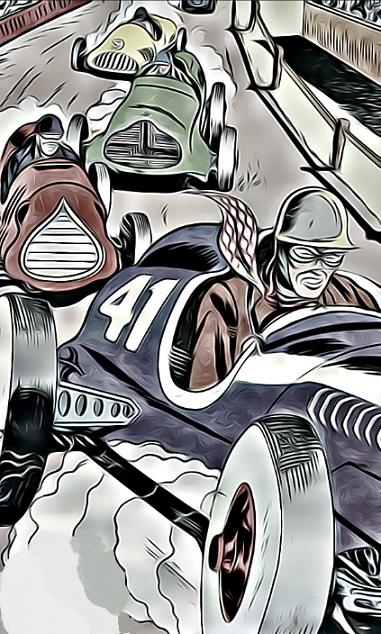 Quadrinhos atestam a paixão por carros no mundo todo