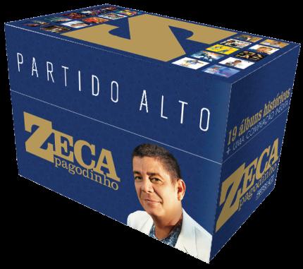 Zeca Pagodinho é, sem dúvida, um de nossos maiores embaixadores do Samba e um exímio partideiro