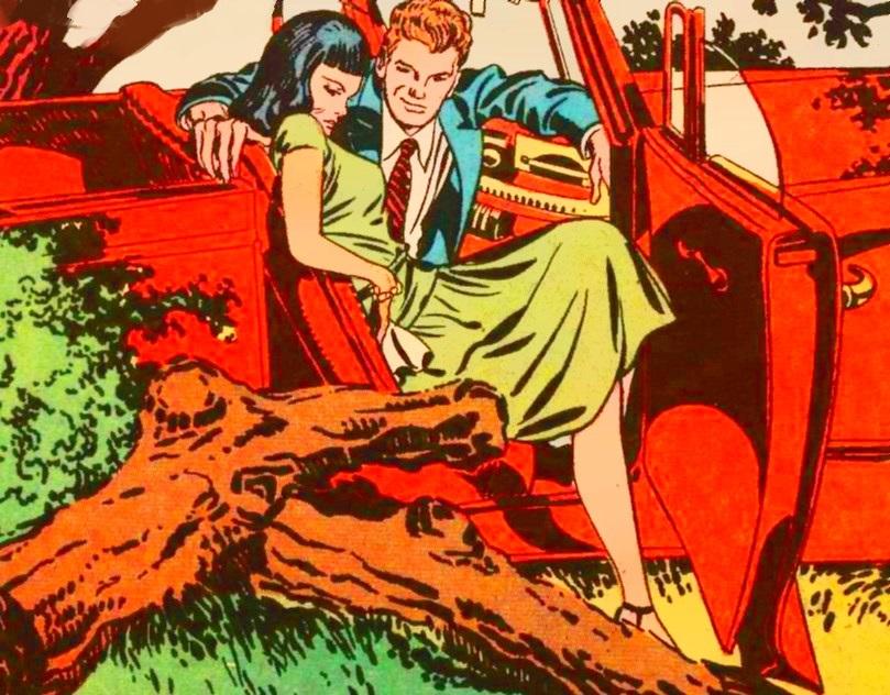 Romance nos quadrinhos ou quadrinhos no romance?