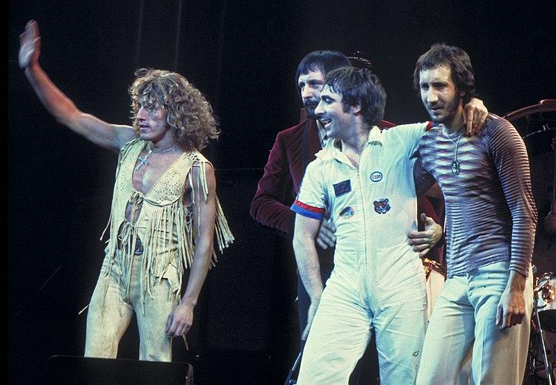 Conhecendo o The Who revelado pelos fãs