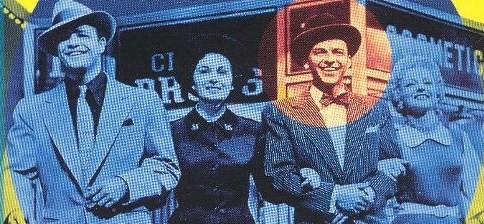 Pra quem gosta de Frank Sinatra o box Famous Songs from the Musicals é imperdível