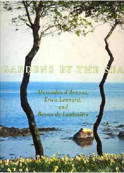 A mistura do ar marítimo e paisagens produzem jardins incríveis