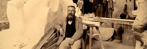 Rodin, o escultor fotógrafo