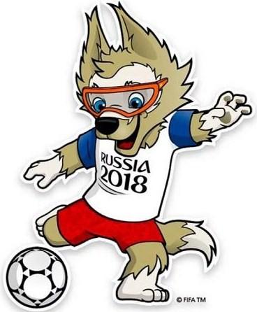 Projeto divulga hinos e bandeiras da Copa do Mundo da Rússia