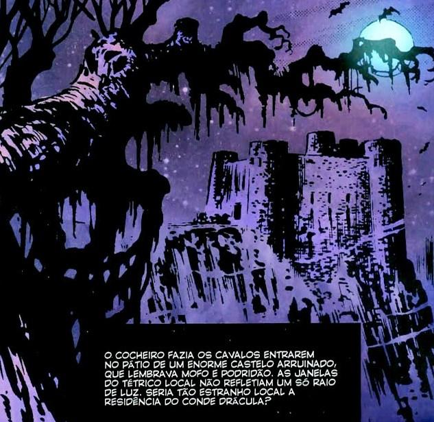Drácula, de Bram Stoker, está entre as mais famosas histórias de terror de todos os tempos